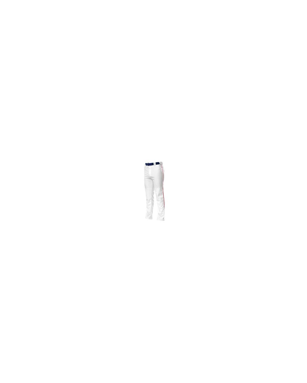 N6162 A4 Drop Ship WHITE/SCARLET