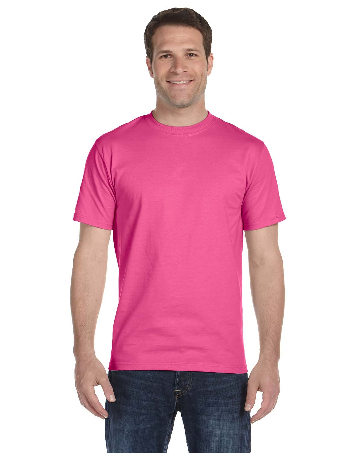 5180 Hanes WOW PINK