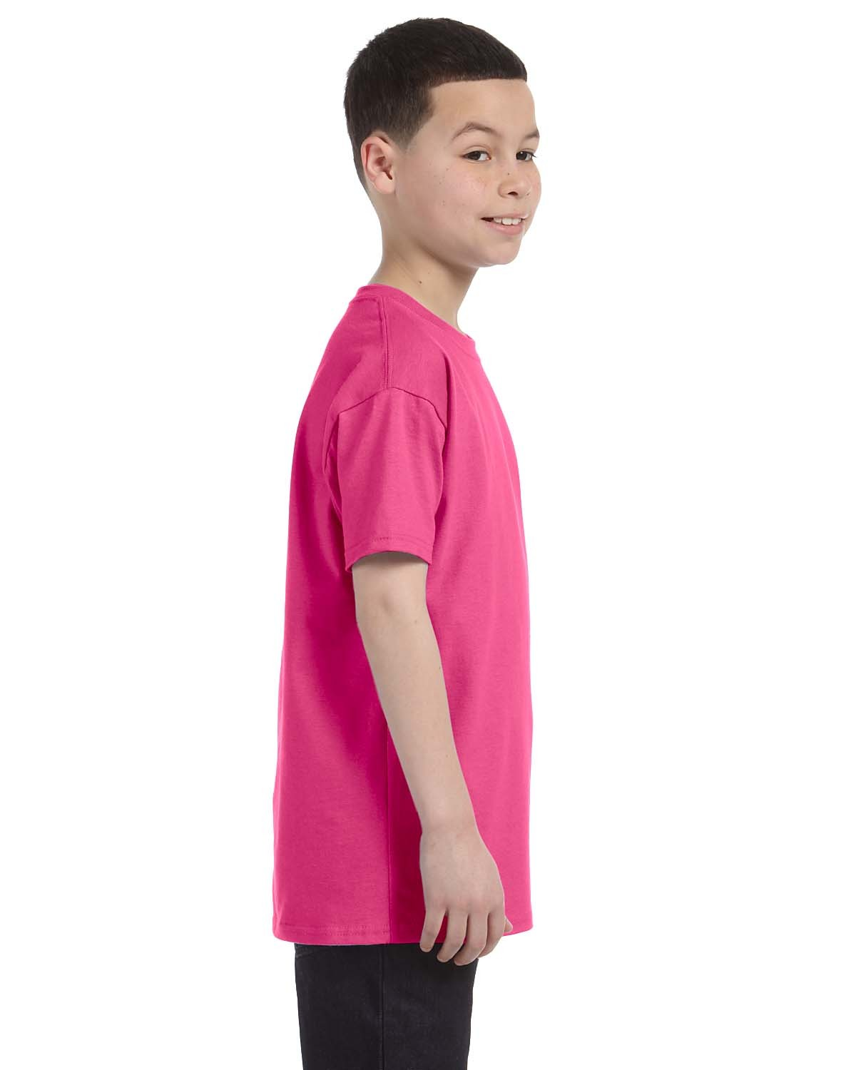 54500 Hanes WOW PINK