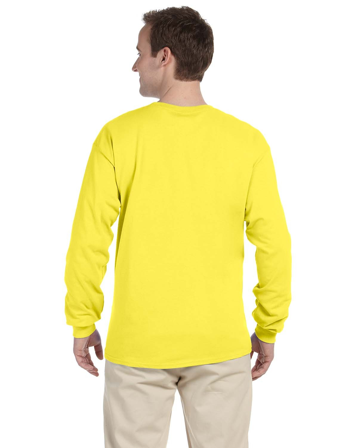 4930 Fruit of the Loom YELLOW
