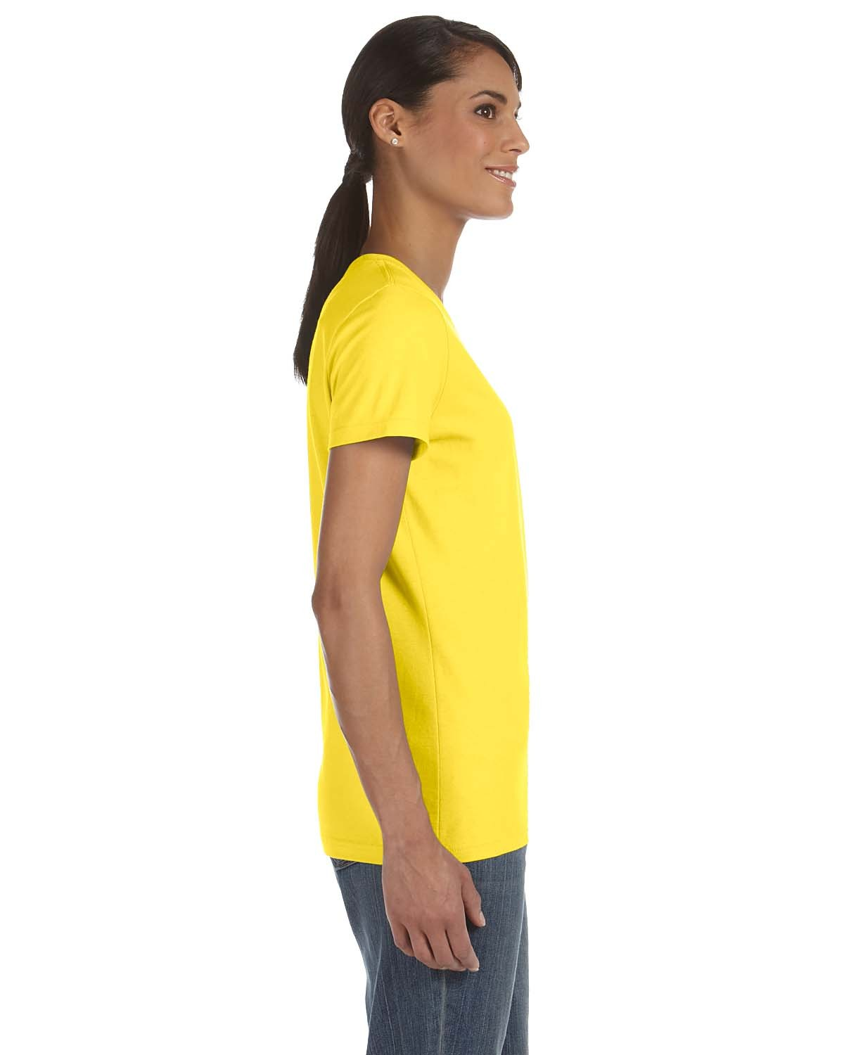 L3930R Fruit of the Loom YELLOW