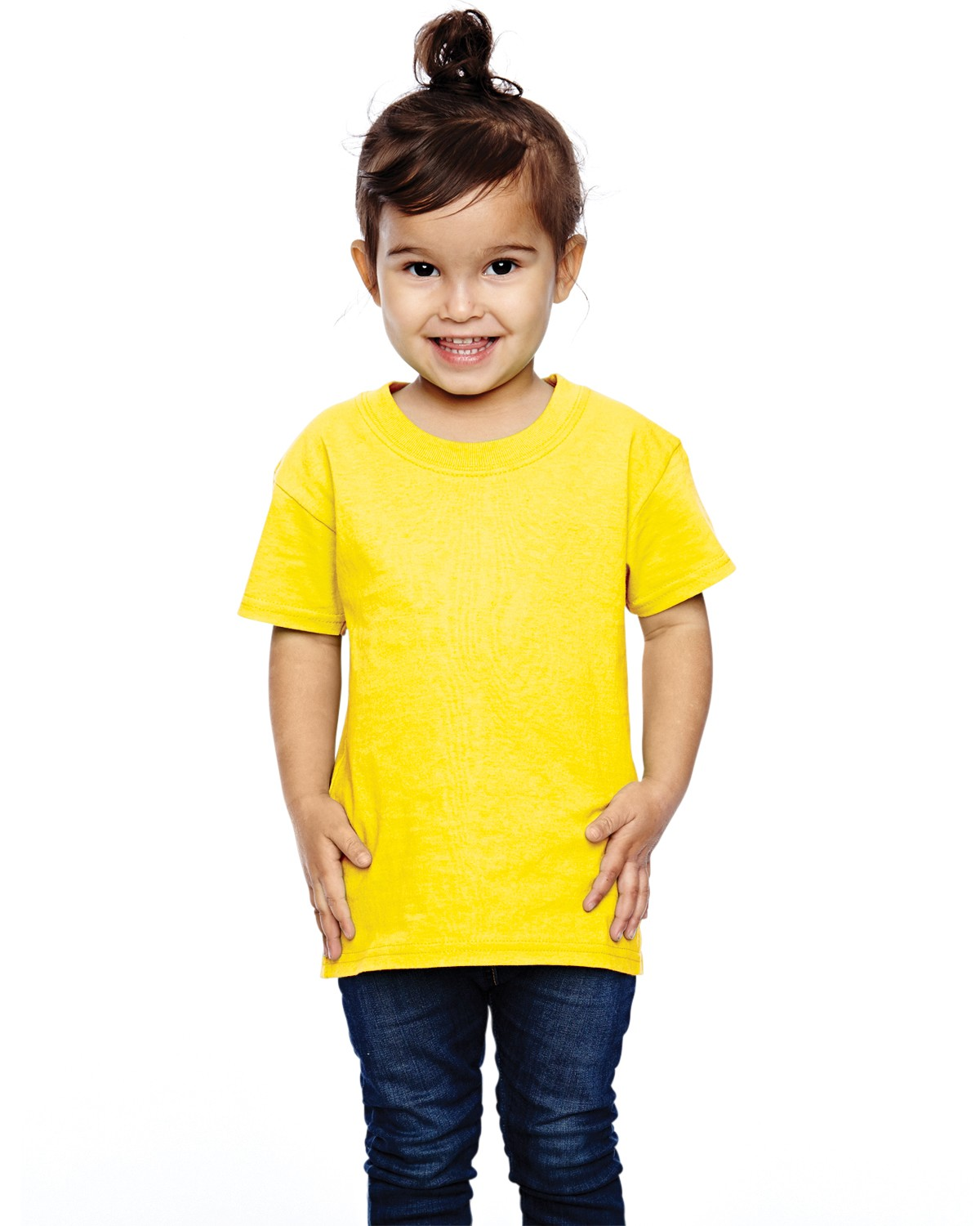 T3930 Fruit of the Loom YELLOW