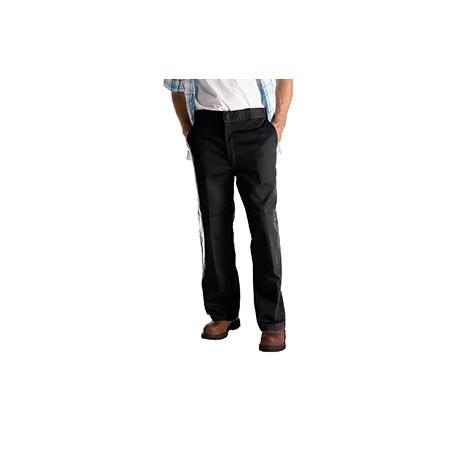 85283 Dickies 85283 8.5 oz. Loose Fit Double Knee Work Pant BLACK 52