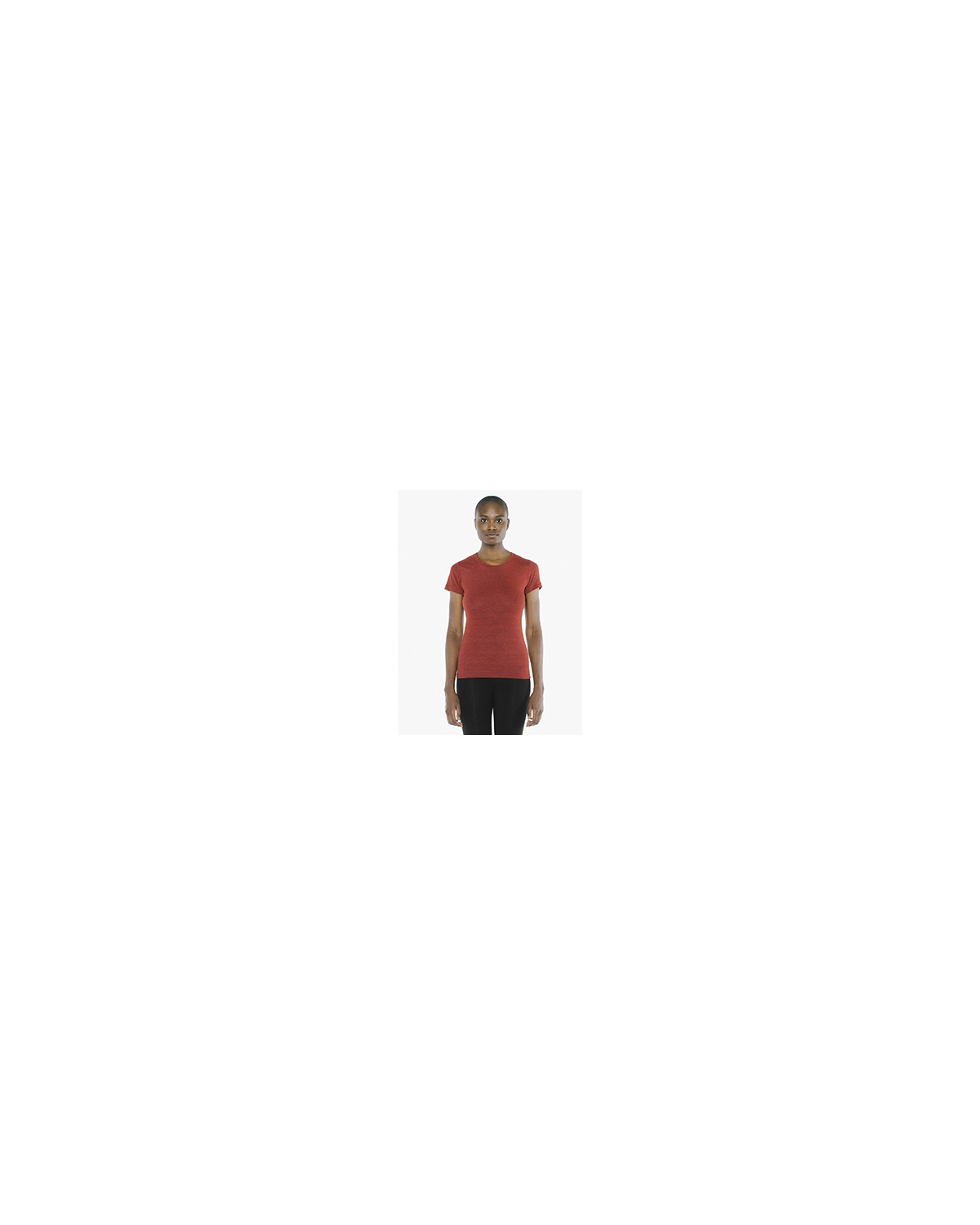 TR301W American Apparel TRI RED