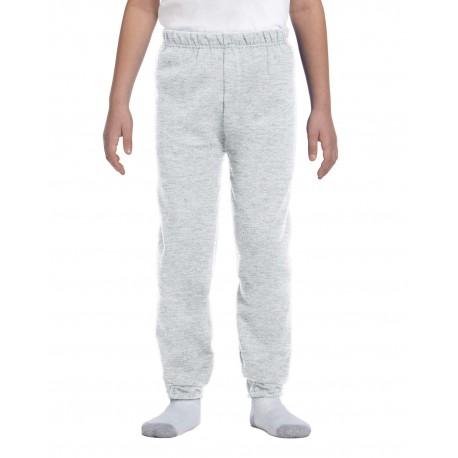 973B Jerzees 973B Youth 8 oz. NuBlend Fleece Sweatpants ASH