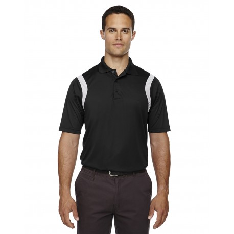 85109 Extreme 85109 Men's Eperformance Venture Snag Protection Polo BLACK 703