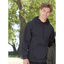 Badger 1454 Performance Fleece Hooded Sweatshirt