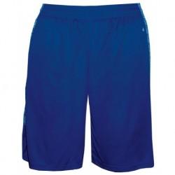 Badger 2195 Blend Panel Youth Shorts