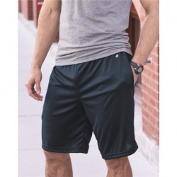 Badger 4119 B-Core Pocketed Shorts
