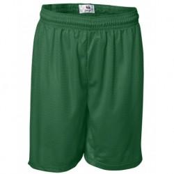 Badger 7207 Pro Mesh 7'' Inseam Shorts