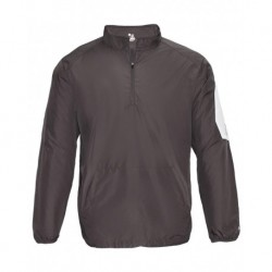 Badger 7641 Sideline Long Sleeve Pullover