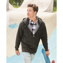 Independent Trading Co. IND4000Z Hooded Full-Zip Sweatshirt
