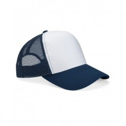 Mega Cap 6886 Five-Panel PET Mesh Back Trucker