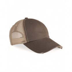 Mega Cap 6887 Organic Cotton/Mesh Cap