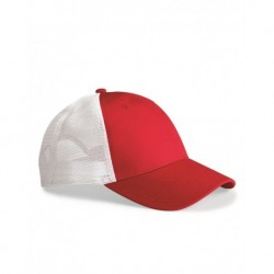 Valucap VC400 Twill Trucker Cap