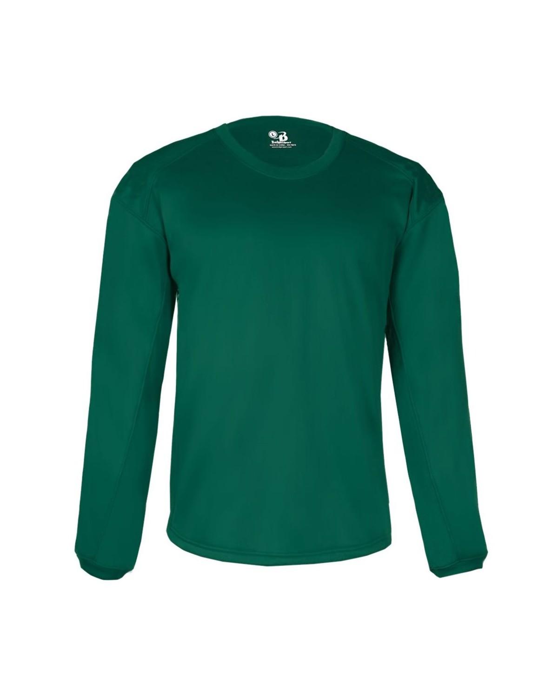Badger Sport BT5 Fleece Crewneck Performance Sweatshirt 1453