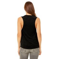 Bella + Canvas 3415C Unisex Triblend Short-Sleeve V-Neck T-Shirt