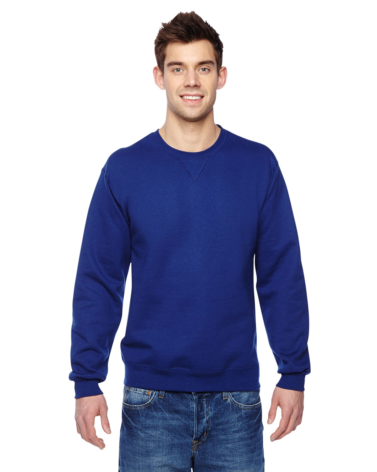 SF72R Fruit of the Loom ADMIRAL BLUE