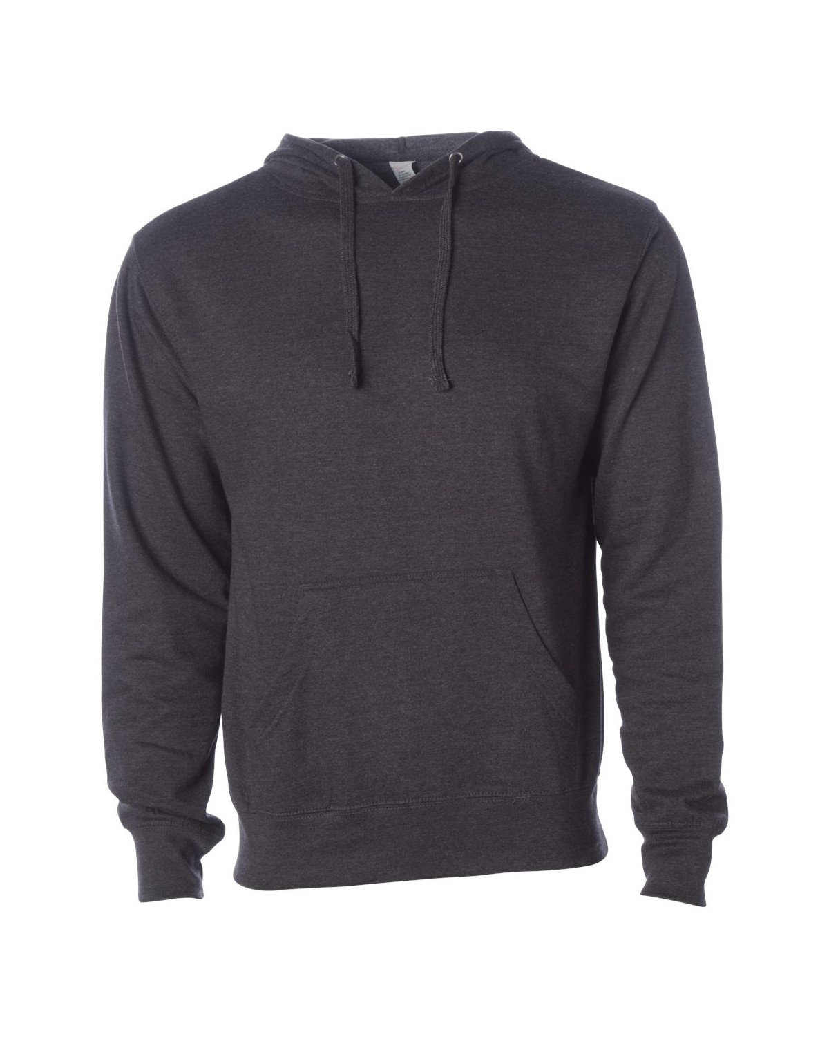 SS4500 Independent Trading Co. CHARCOAL HEATHER