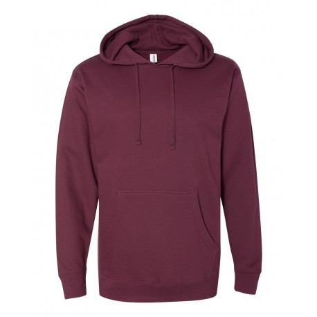 SS4500 Independent Trading Co. SS4500 Midweight Hooded Pullover Sweatshirt MAROON