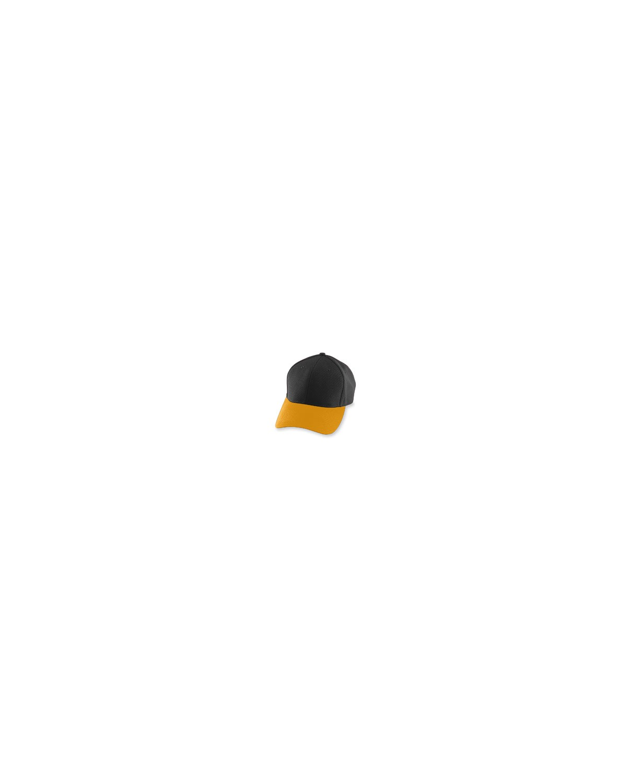 6236 Augusta Drop Ship BLACK/GOLD