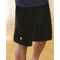 Russell Athletic 25843M Essential Jersey Cotton Shorts with Pockets