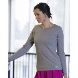 Russell Athletic 64LTTX Womens Essential Long Sleeve 60/40 Performance Tee