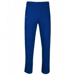 Russell Athletic 82PNSM Cotton Rich Fleece Open Bottom Sweatpants