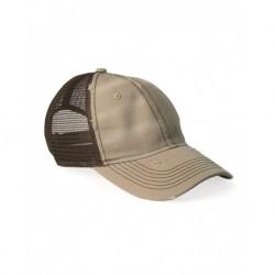 Sportsman 3150 Dirty-Washed Mesh Cap