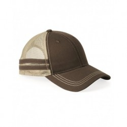 Sportsman 9600 Trucker Cap with Stripes