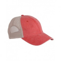 Sportsman SP510 Pigment Dyed Trucker Cap