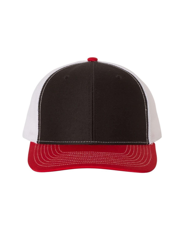 112 Richardson Black/ White/ Red