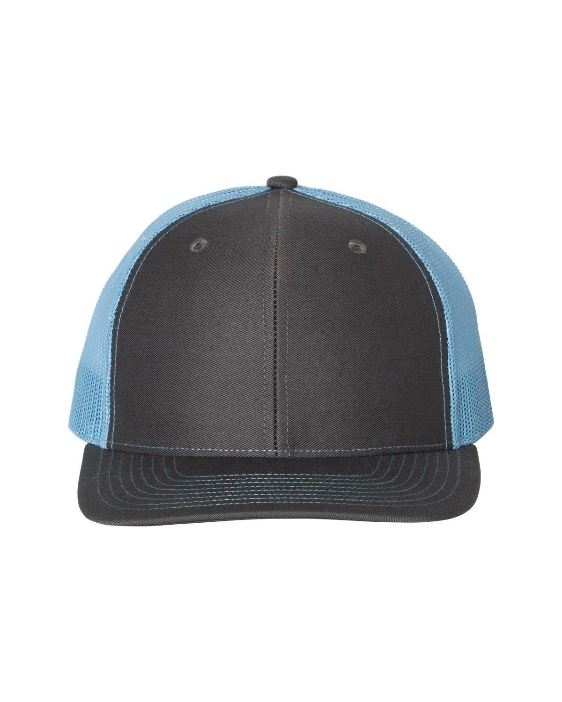 112 Richardson Charcoal/ Columbia Blue