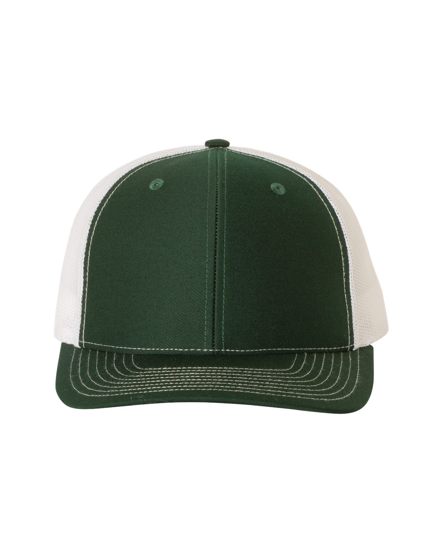 112 Richardson Dark Green/ White