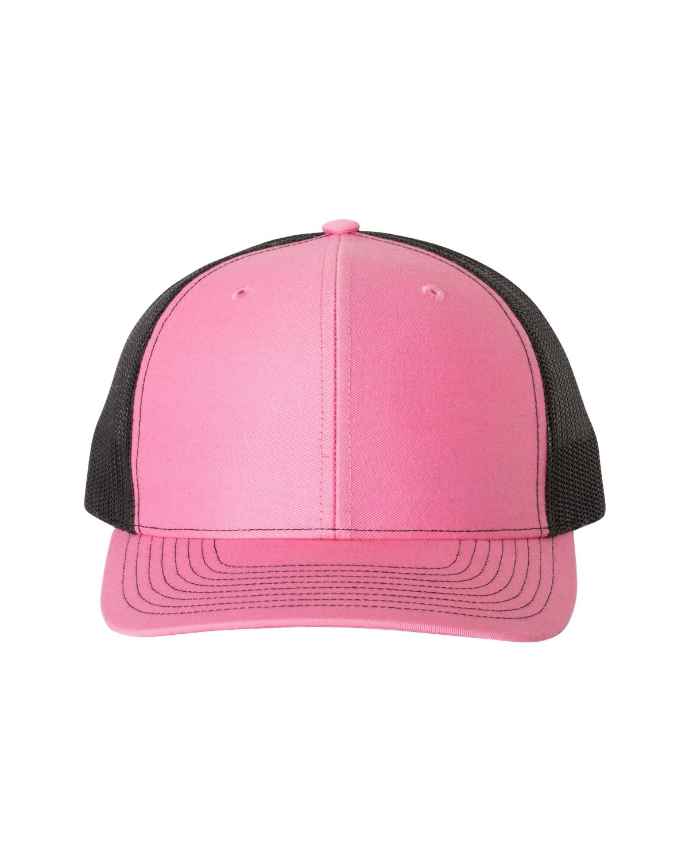 112 Richardson Hot Pink/ Black
