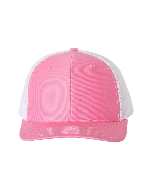 112 Richardson Hot Pink/ White