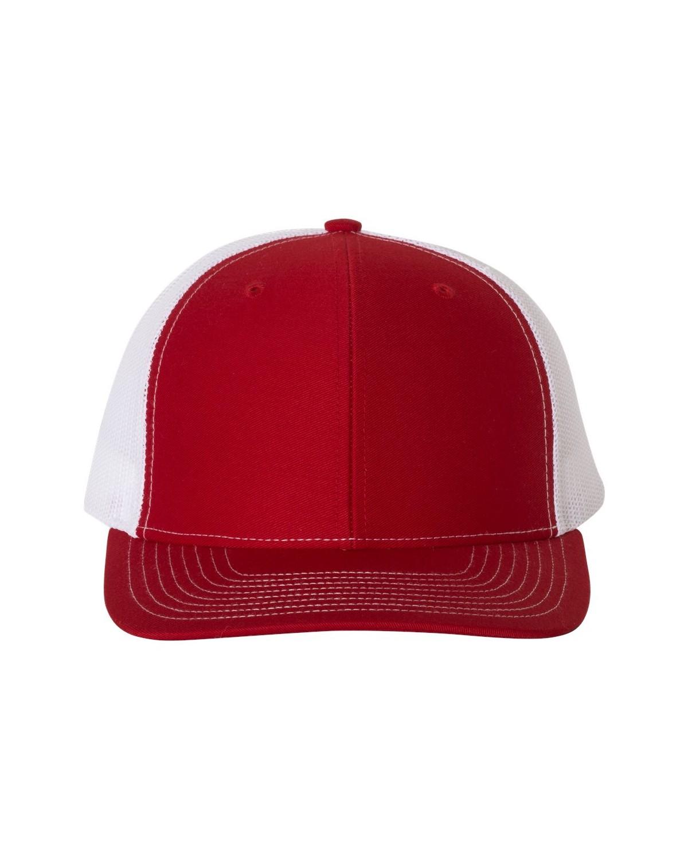 112 Richardson RED/ WHITE