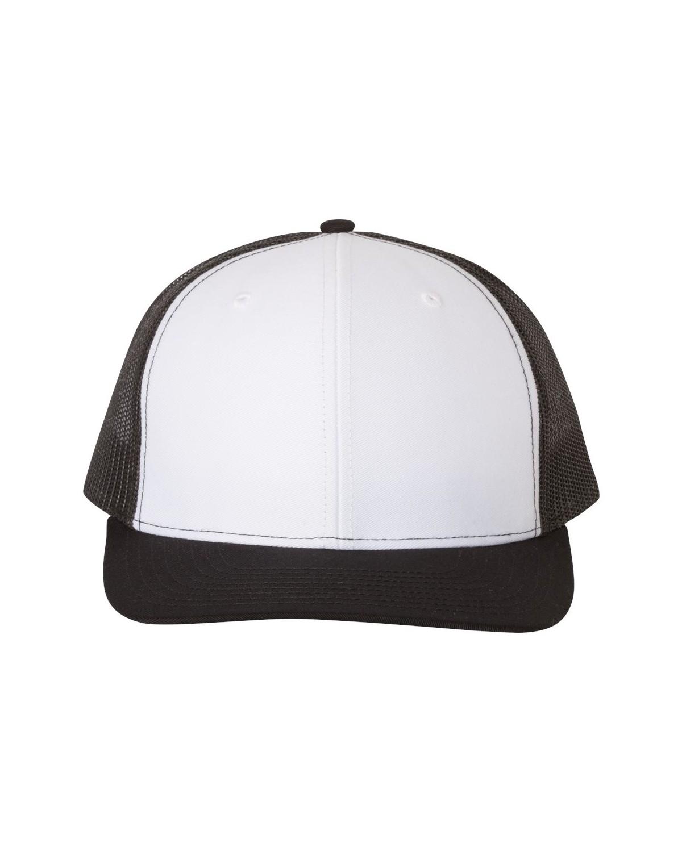 112 Richardson WHITE/ BLACK