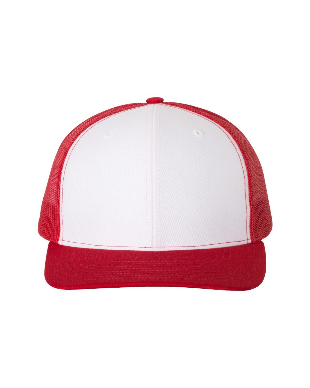 112 Richardson WHITE/ RED