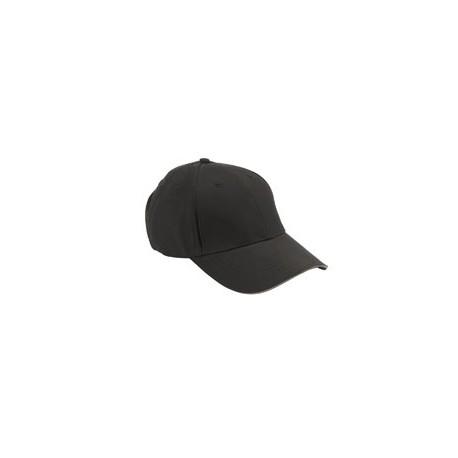 PE102 Adams PE102 Performer Cap BLACK/KHAKI
