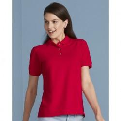 Gildan 3800L Ultra Cotton Womens Pique Knit Sport Shirt