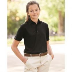 Gildan 45800B Performance Youth Double Pique Sport Shirt