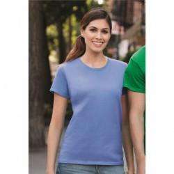 Gildan 5000L Heavy Cotton Womens Short Sleeve T-Shirt