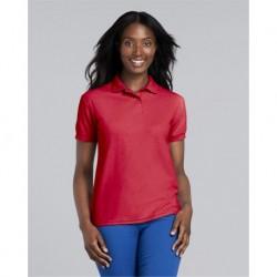 Gildan 72800L DryBlend Womens Double Pique Sport Shirt