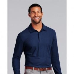 Gildan 72900 DryBlend Double Pique Long Sleeve Sport Shirt