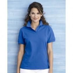 Gildan 94800L DryBlend Womens Pique Sport Shirt