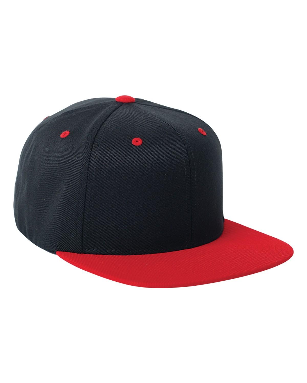 110FT Flexfit BLACK/RED