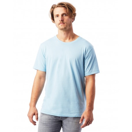 AA1070 Alternative AA1070 Unisex Basic Crew LIGHT BLUE