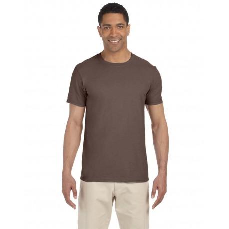 G640 Gildan G640 Adult Softstyle 4.5 oz. T-Shirt OLIVE