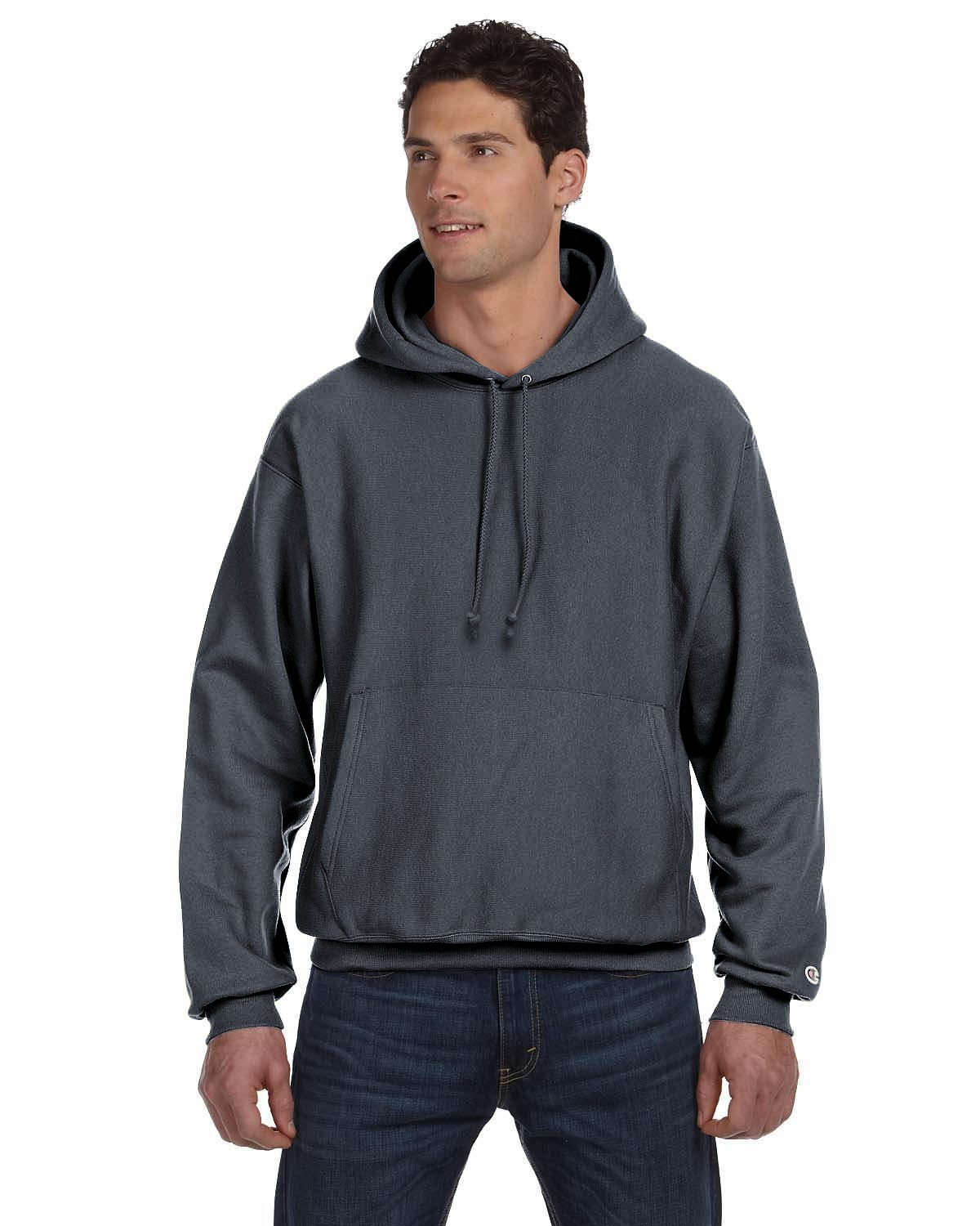 S1051 Champion CHARCOAL HEATHER